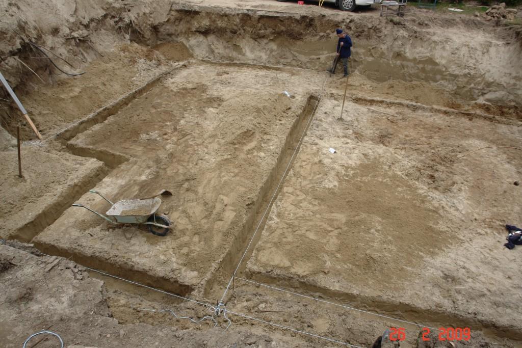 Photo of Készház építés 1-3. nap földmunka és alapozás