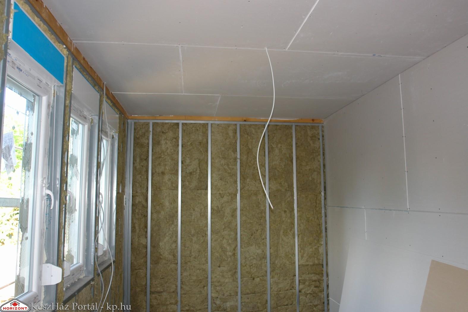 Photo of Készház építés. 19-21. nap. EnergyFriendHome készház alap villanyszerelése
