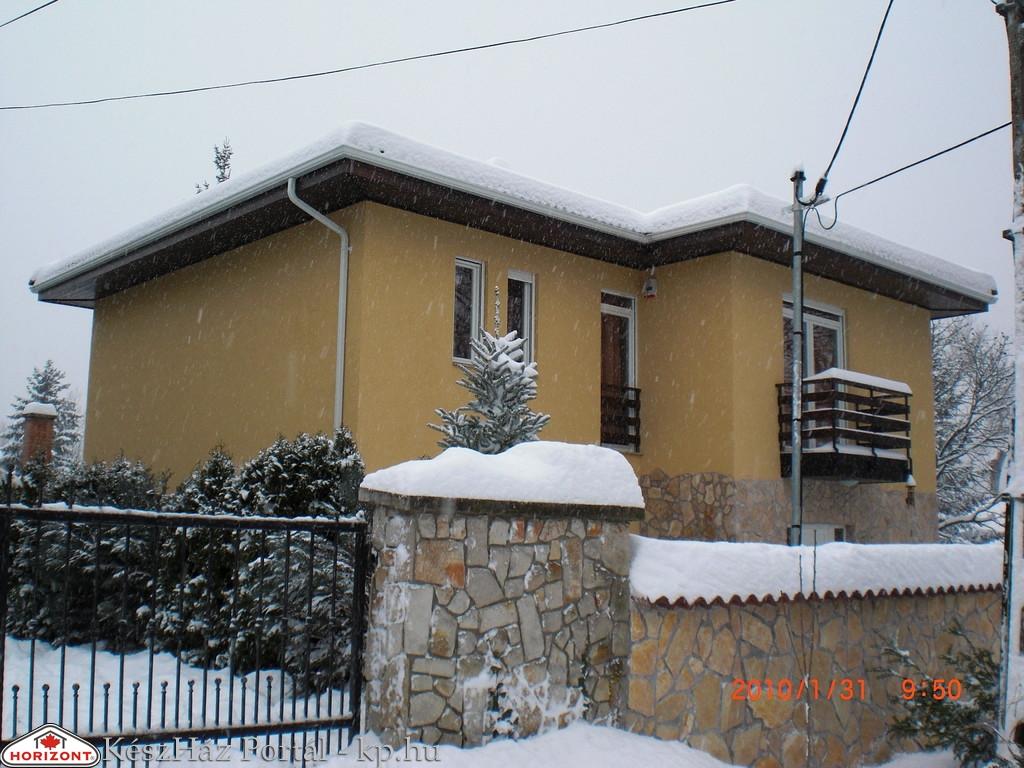 Photo of Kulcsrakész ház télen