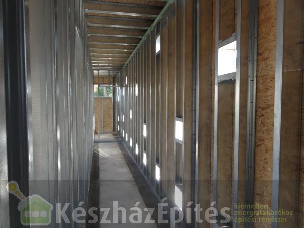 Photo of Könnyűszerkezetes acélszerkezetes ház szerkezetének építése 1-10 nap