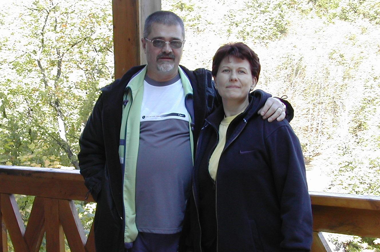 Photo of Szigeti Márti vagyok és elmondhatom, hogy nem ez az első acélszerkezetes házunk párommal, sőt a fiam is ilyen házban él