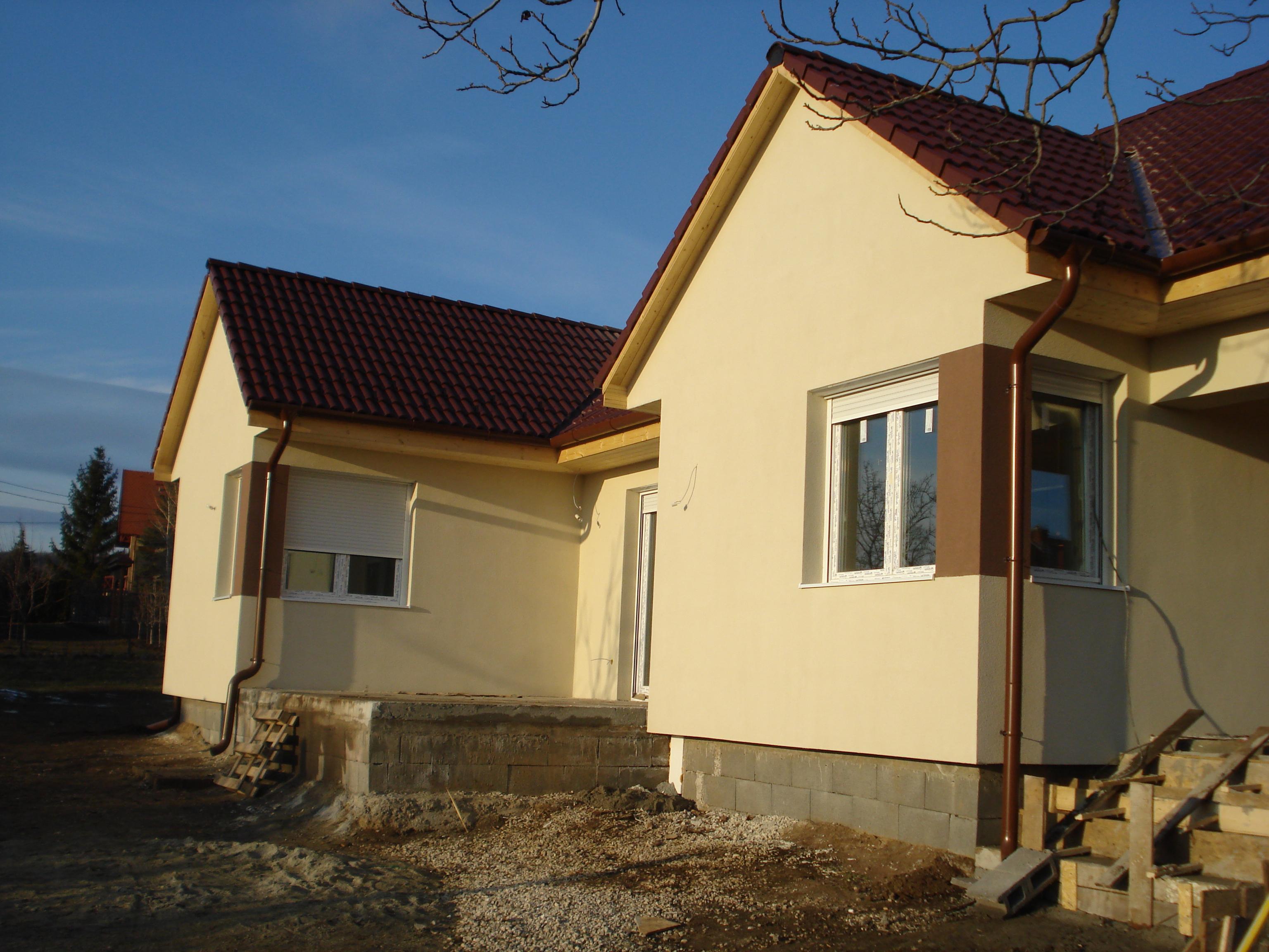 Photo of Könnyűszerkezetes ház hőszigetelő vakolása