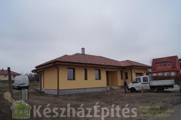 Photo of Könnyűszerkezetes ház külső befejezése 6-11. hét