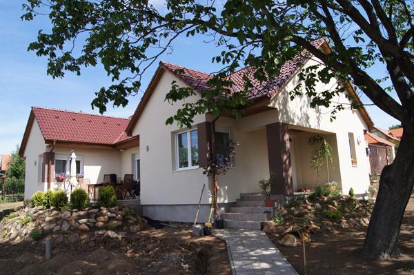 Photo of Második könnyűszerkezetes házunkat építettük