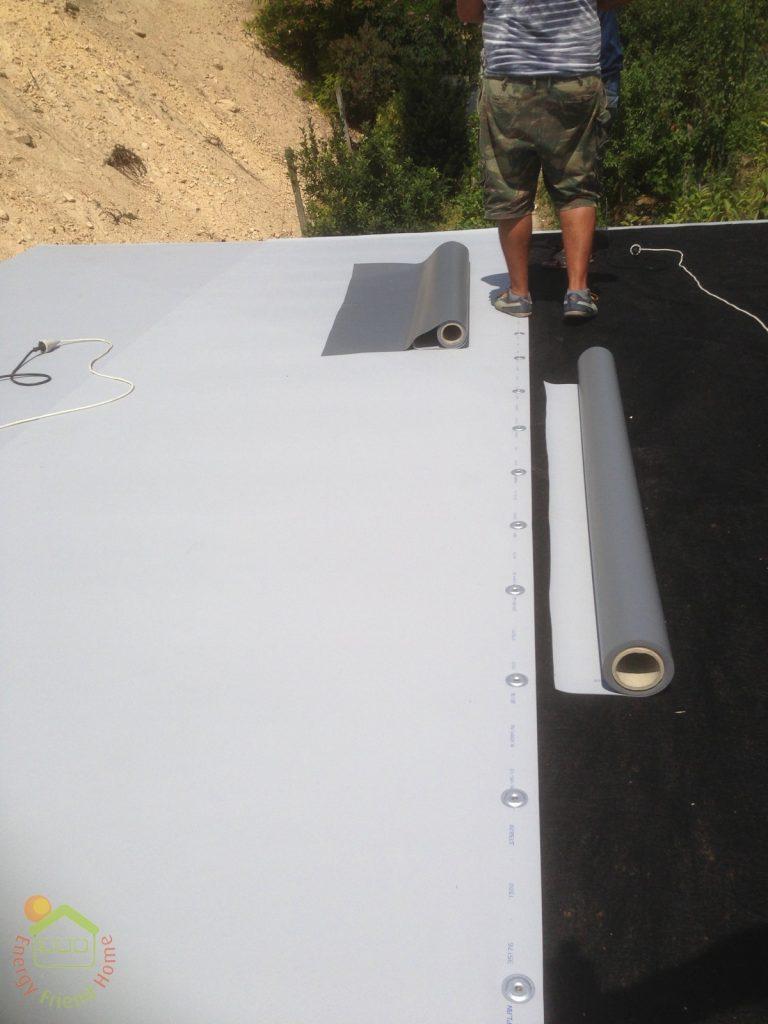 lapostető PVC szigetelése5